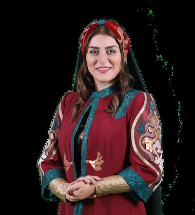 Mahdieh Mohammadkhani the CEO and Founder of Shahnava